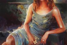 figurative art / Gallery Andrea has some of the top figurative artists.