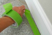 painters tape tips