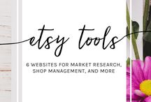 Etsy & Small Business Resources