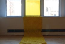 yellow / by Joanna Furgalińska