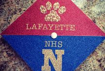 Teen Graduation Cap Decoration / by Middletown Township Public Library