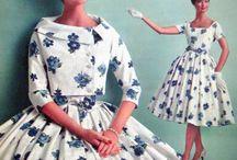 vestidos anos 60