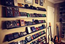 Effect Pedal Display