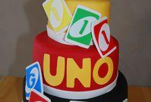 UNO cakes