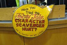 Scavenger Hunts for Libraries