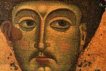 Иконопись домонгольского периода XI-XII веков.  Киев - Владимир - Новгород