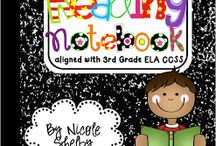 Reading 3rd grade / by Suzanne Scheick Russell