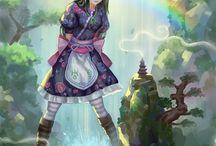 Alice: Madness return's