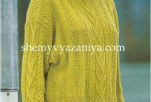вязание /вышивка