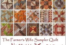 Farmer's wife blocks