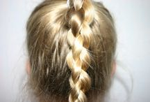 Hair style girls / Inspiration
