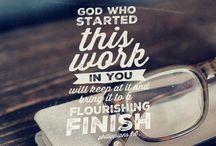 Word of God, Typography