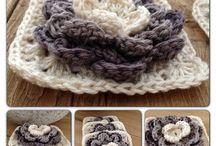 Crochet Granny Squares / by Amanda Tissue