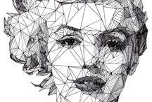 Volto geometrico