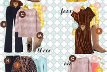 Capsule Wardrobe 1