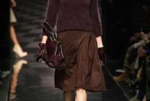 Fashion inspiration / Best ideas stolen from catwalks