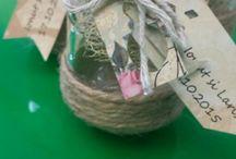 weding jars