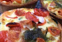 Italian Savoury Tarts / Italian savoury tarts