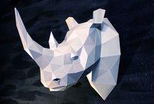 animaux origami