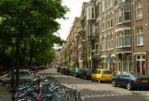 Amsterdam / Inspiration for a schoolproject
