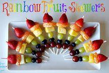 Fruit of the Spirit Snacks