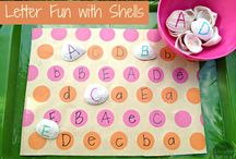 All About the ABCs / by Miss Kindergarten
