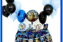 Dr who party  / by Megan Schaefer