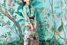 Dream Dresses / dresses, midi dresses, haute couture dresses, printed dresses, floral dresses, classic dresses