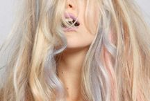 Candy color hair