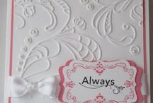 Wedding Cards / Handmade Cards which make your W-Day even better!
