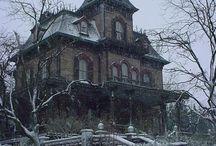 Forlatte hus