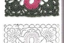 tendido en crochet