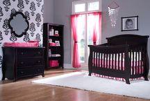 Chambres de bébé fille