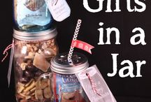 Gifts on a jar