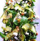 Fresh salads / fresh