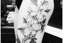 Tattoos / by Kaycee Pilkinton