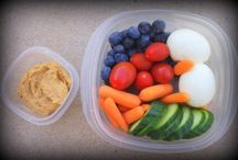 Packed meals on the go