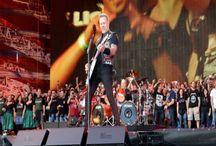 Metallica  Rockavaria  May 31, Munich  Germany 2015