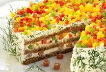 Deftige torte
