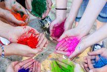 Colour b day
