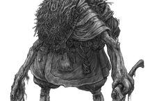 Slavic mythology, ghost stories