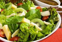 saladas jantar