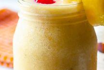 Nápoje - smoothie