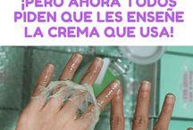 Mima tus manos.