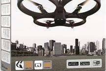 AR.Drone.com - HD Camera - Parrot