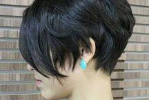 Cortes de cabello cortos y hermosos