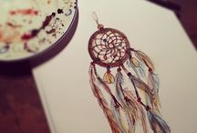 dreamcatcher tattoo ideas