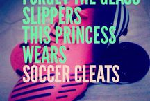 Soccer Girls Quotes
