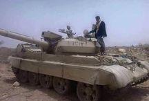 Conlicts in Yemen (1994, 2004- present)