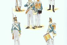 Kingdom of the Netherlands (1815) - Napoleonic Period Regiments / The Kingdom of the Netherlands finds its origin in the aftermath of Napoleon's defeat in 1813. In that year, the Netherlands regained its independence from France. A single state was established in the territories previously the identified as the Batavian Republic/Kingdom of Holland, the Austrian Netherlands and Liège, awarding rule over this to William, Prince of Orange and Nassau, although the southern territories remained under Prussian rule until Napoleon's return from Elba.